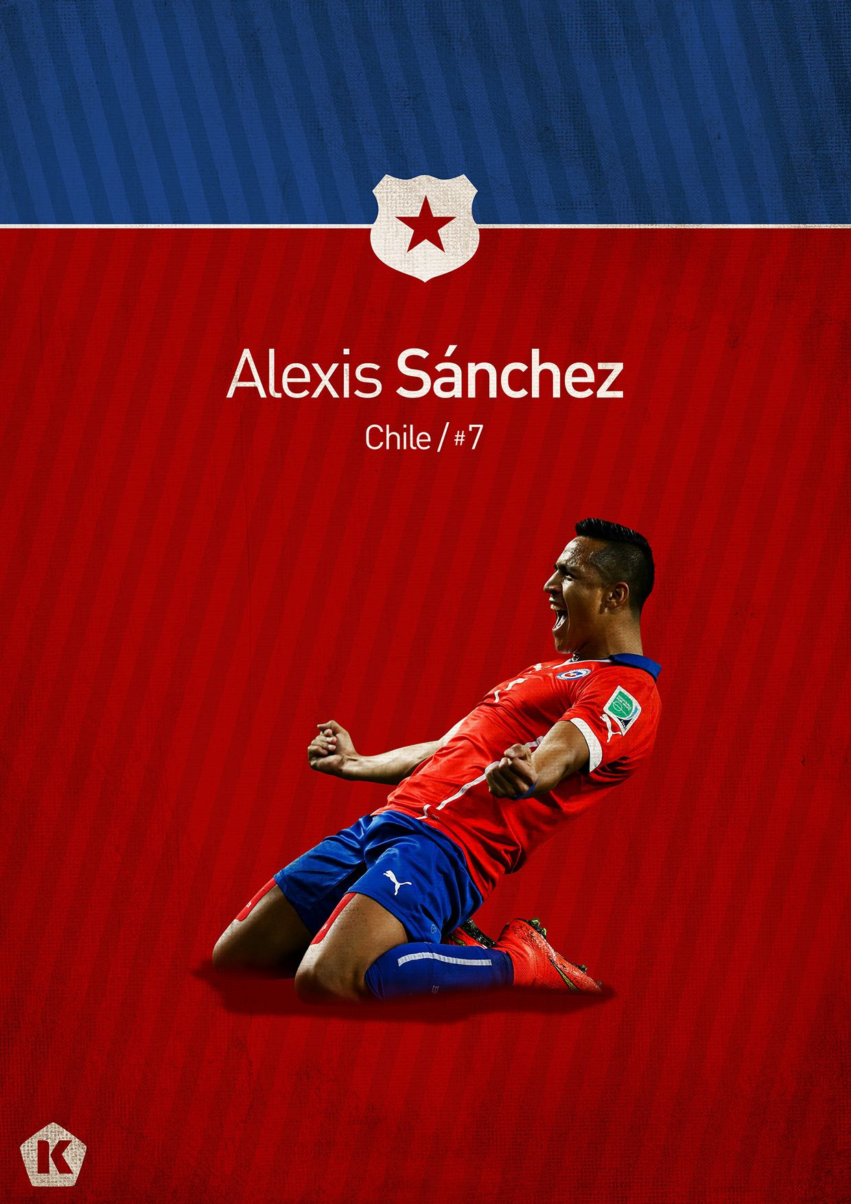 Alexis S - Chile.