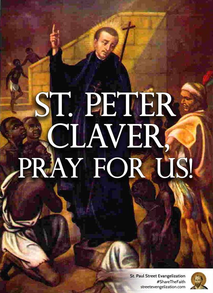 Saint Peter Claver pray for us imagens)