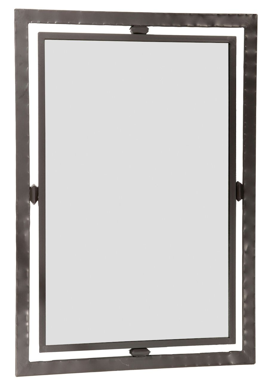 Forest Hill Iron Wall Mirror | Iron wall, Iron and Iron furniture