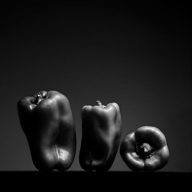Bell peppers - eddie o'bryan