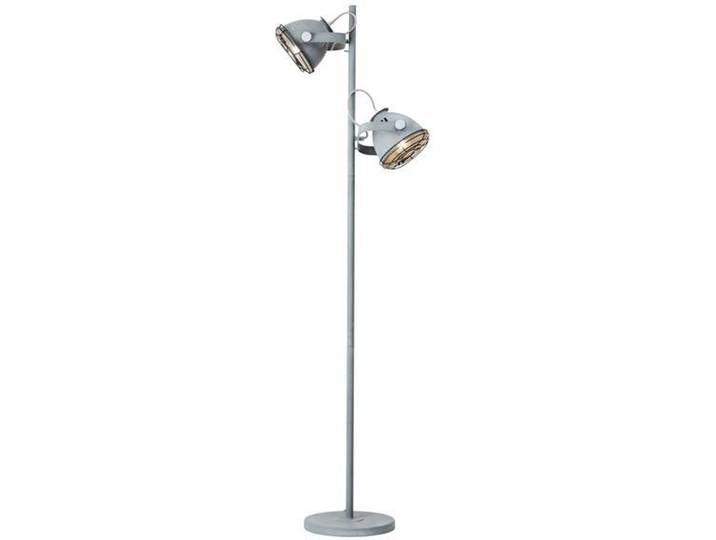 Brilliant Carmen Standleuchte 2flg Grau Beton In 2020 Standleuchte Led Leuchtmittel Stehlampe