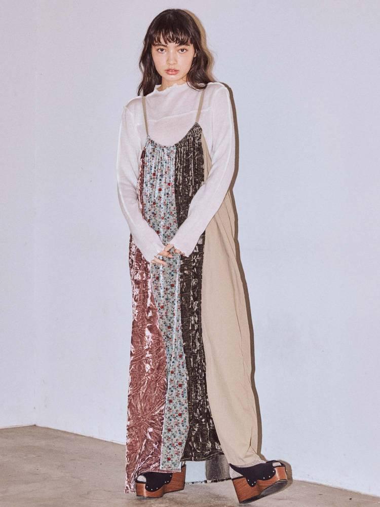 Switchレイヤードワンピース メリージェニー Merry Jenny アウトレット公式通販 Runway Channel ランウェイチャンネル ファッションアイデア 日本のファッションスタイル 衣類