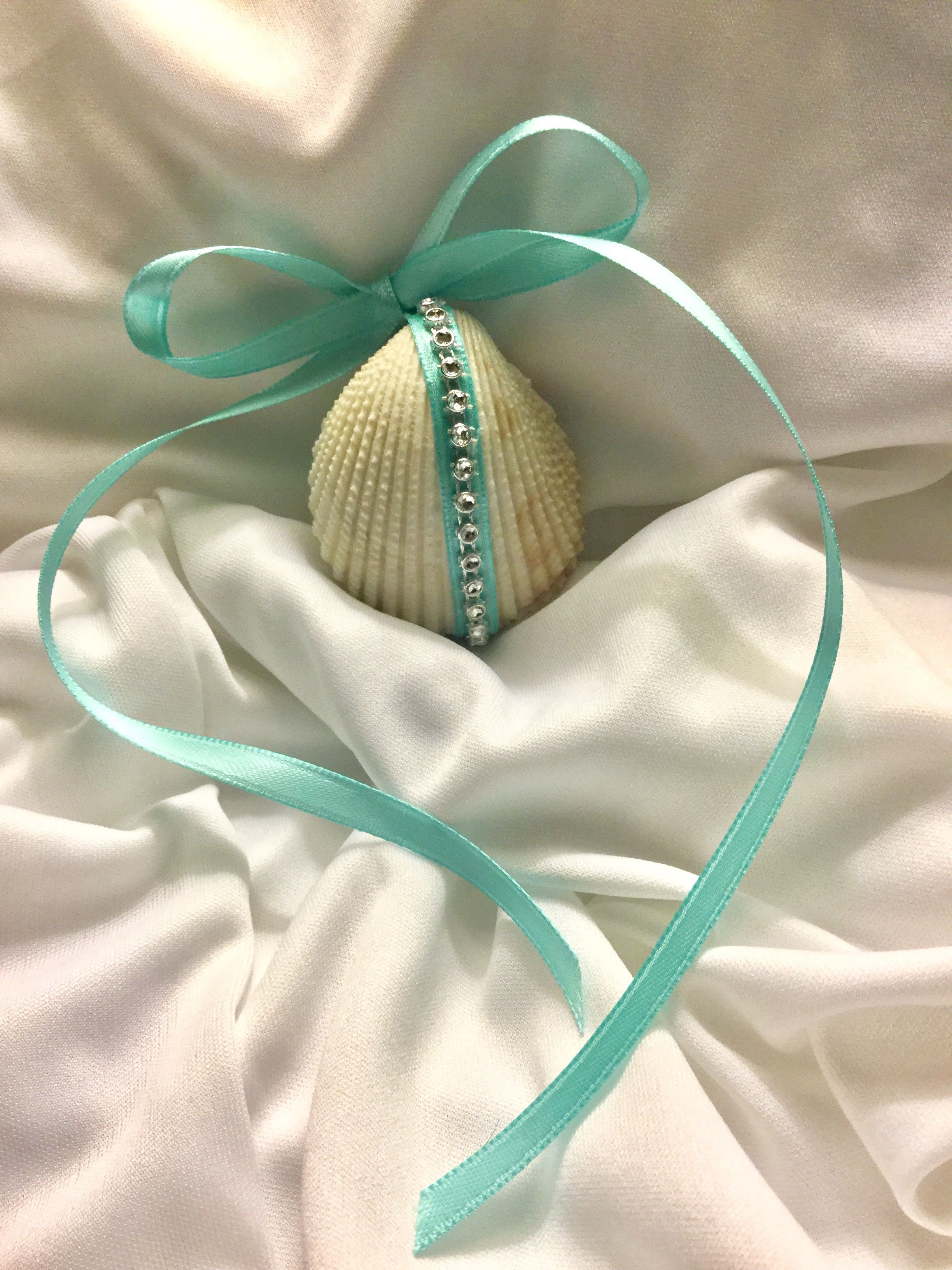 Teal beach wedding  Pin by The Classy ClothesPin on Sea Shell Boutonniere  Pinterest