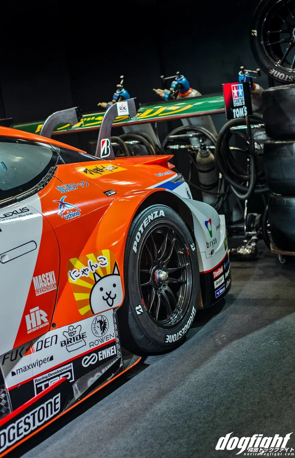 Event Super Gt Display Tokyo Auto Salon 2020 V 2 In 2020 Win Car Nsx Gt Tokyo