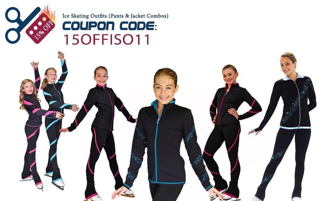 All brands figure skating outfits pants jacket combos