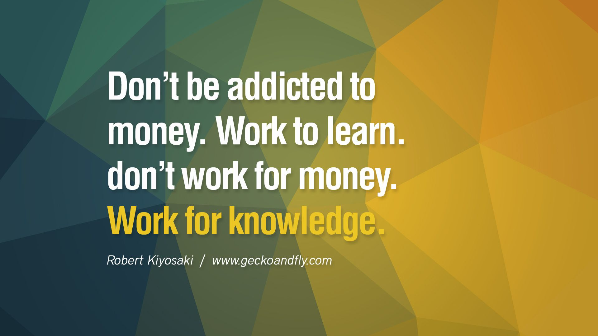 Rich Dad Poor Dad Quotes 20 Robert Kiyosaki Quotes From Rich Dad Book On Investing Network
