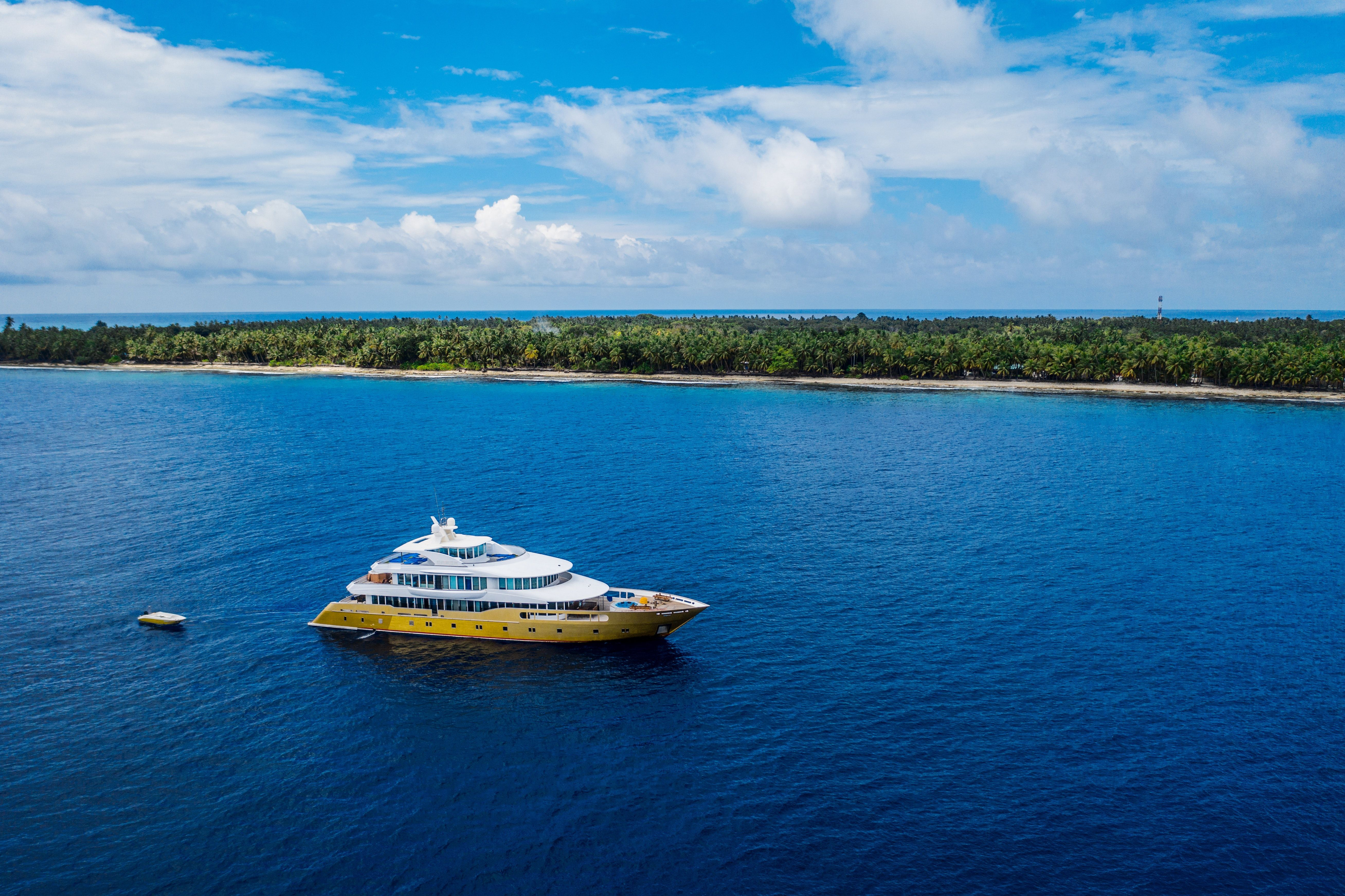 Jetdrift Pwc Magazine News Reviews Tools How To Boating Pictures Maldives Island How To Book A Cruise