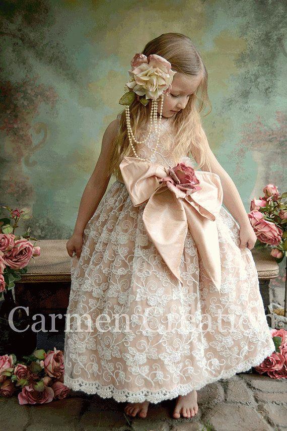 389a06659 Victorian Flowers, Victorian Era, Little Girl Dresses, Little Girl Fashion, Girls  Dresses