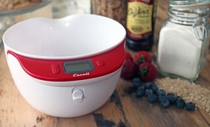Groupon - Escali Taso Mixing Bowl Scale. Multiple Colors Available. in Online Deal. Groupon deal price: $29.99
