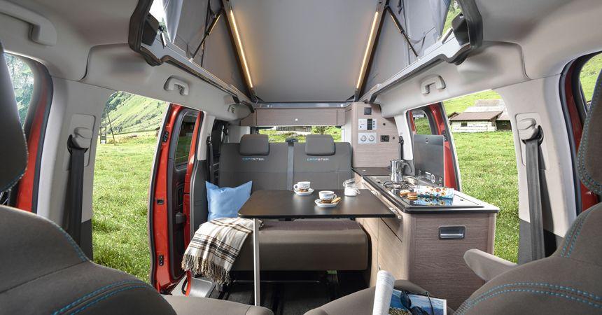 citroen spacetourer rip curl all wheel drive camper with. Black Bedroom Furniture Sets. Home Design Ideas