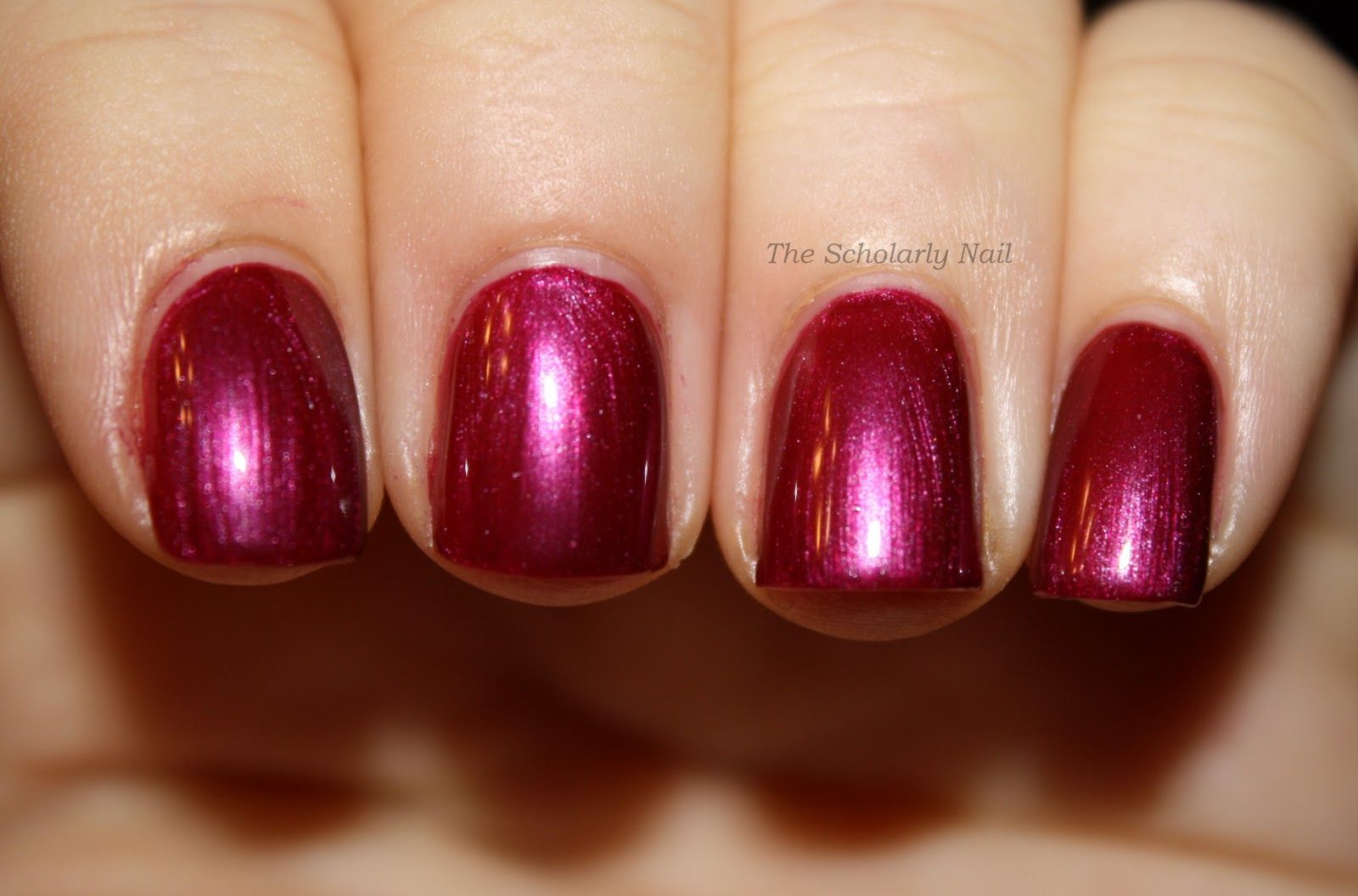 OPI Two Plums Up (discontinued) | My Obsession | Pinterest | OPI and ...