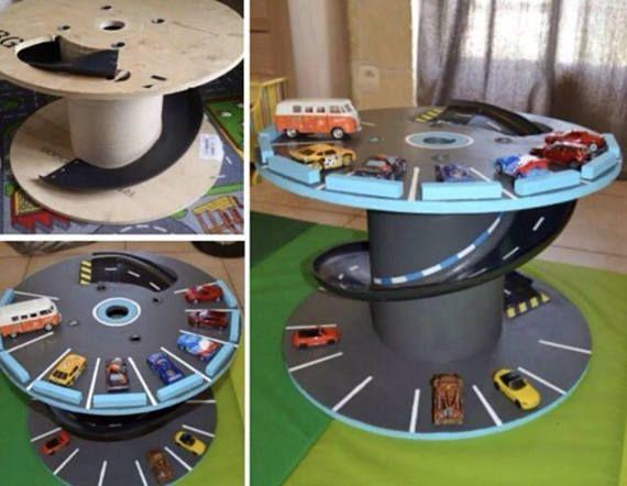 Hot Weels Garage : Hot wheels parking garage hot wheels in toy
