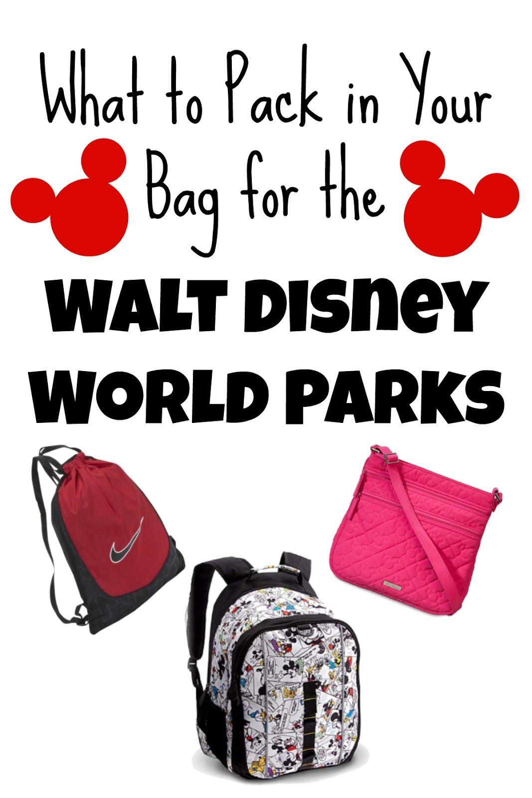 Image credit (bags): ebay.com and disneystore.com) When spending the ...