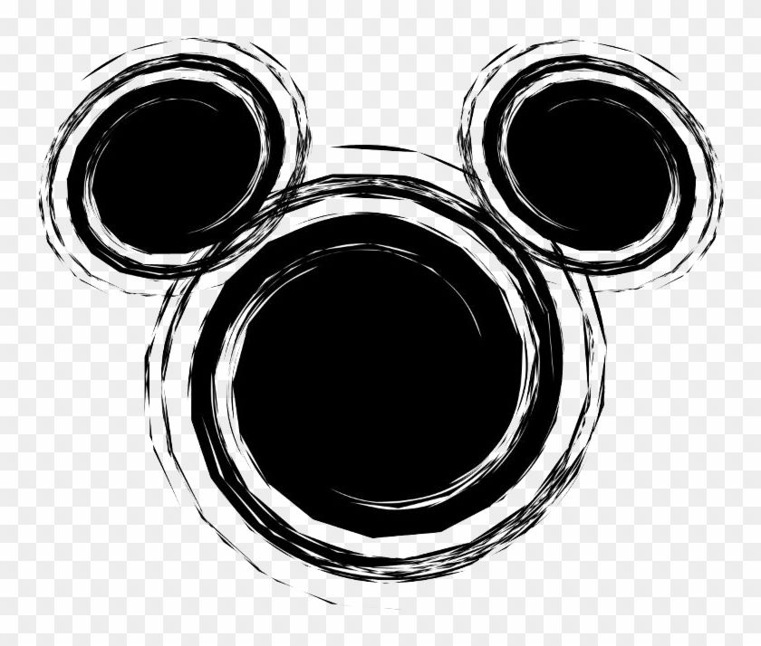 Find Hd Mickey Mouse Icon Clipart Mickey Mouse Head Swirl Hd Png Download To Search And Download More Free Mickey Mouse Mickey Mouse Head Disney Scrapbook