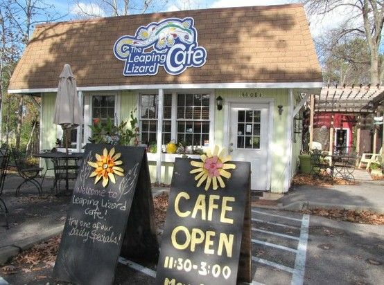 Leaping Lizard Cafe In Virginia Beach Was On Food Network Last Year So Good Make Sure You Go For Lunch It Closes At 3pm
