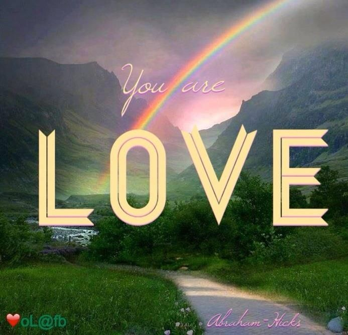 You Are Love Inspirational Quotes About Love Inspirational
