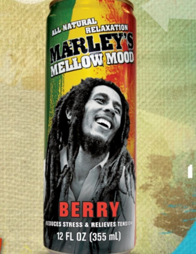 Bob Marley energy drink i love bob marley energy drinks there really good yum:)
