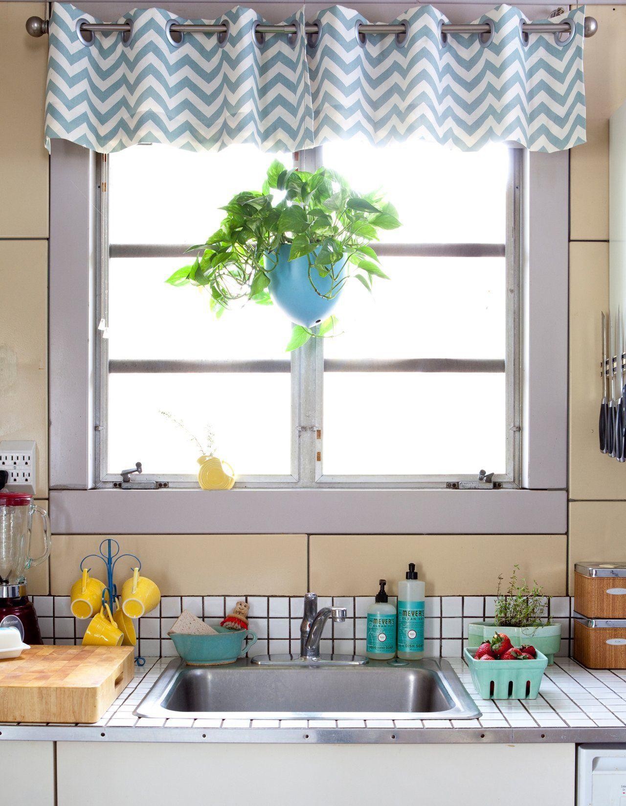 Jeanee S Sunny Vintage Kitchen Kitchen Window Curtains Small