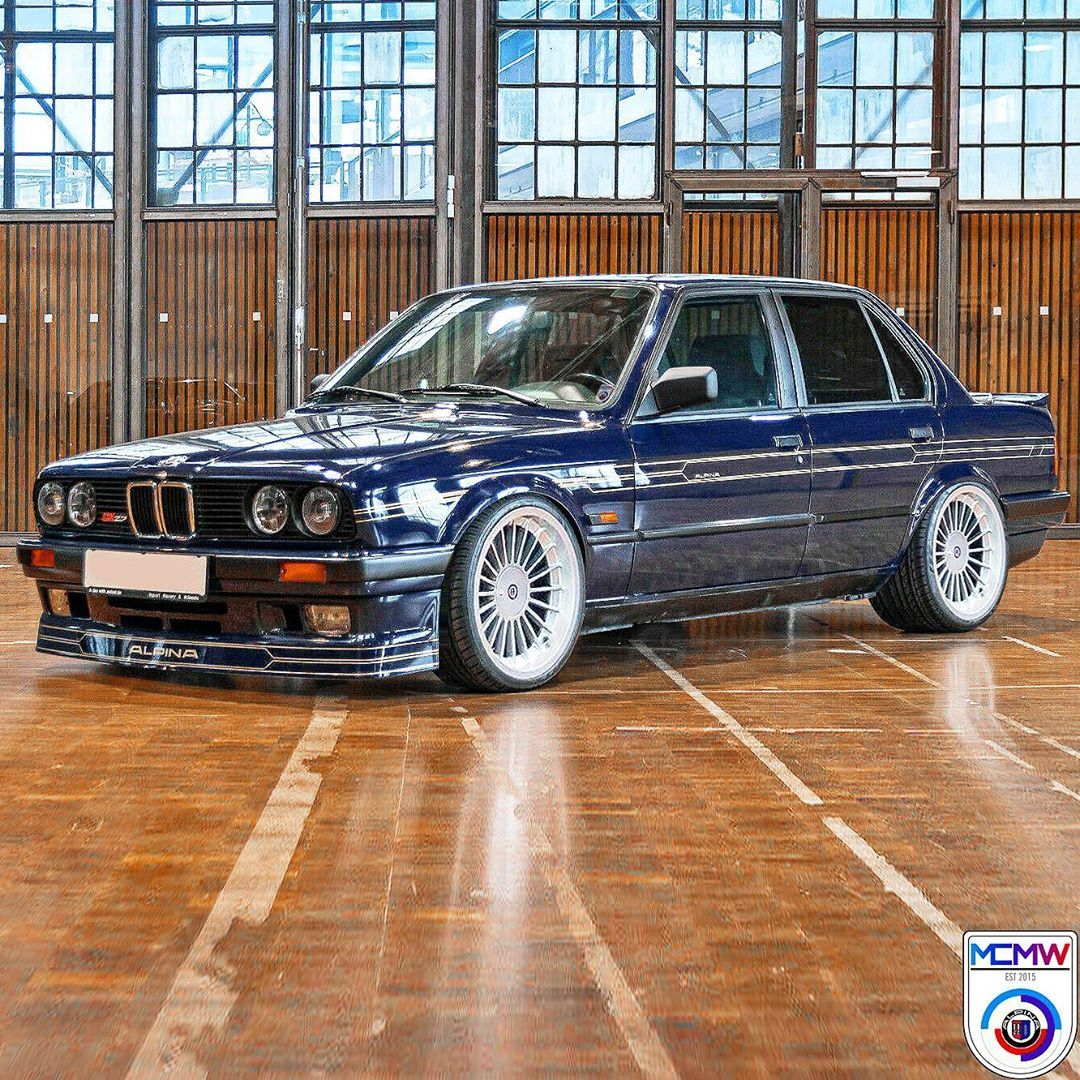 Mycarsmyway On Instagram E30 Alpina C2 2 7 4 Door Myway I Ve Always Liked The 4 Door E30 Proportions Are Just Right Alpina Bbs Bmw B In 2020 Bmw E30 Bmw E21