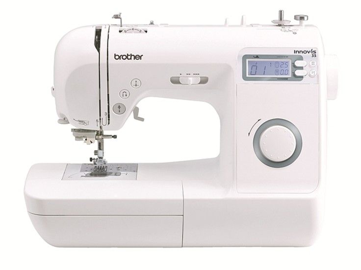 Brother Innovis 40 Sewing Machine Computerized Sleek Modern Extraordinary Hobkirk Sewing Machines