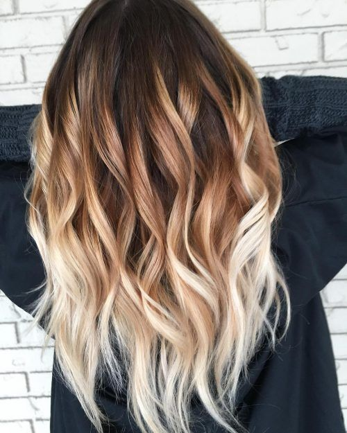 Ombre For Curly Hair 14 Gorgeous Examples In 2020 Ombre Hair
