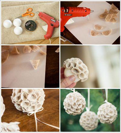 Decorar con bolas de navidad navidad - Bolas para decorar ...
