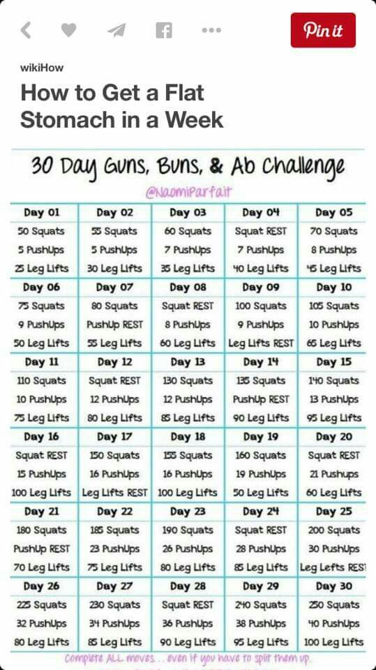 Butt gut challenge Tennis Tips Pinterest Workout, Exercises - sample 30 60 90 day plan