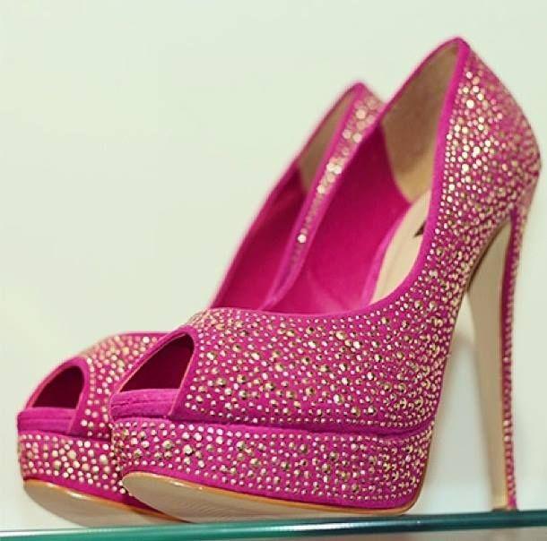 #pink #glamour