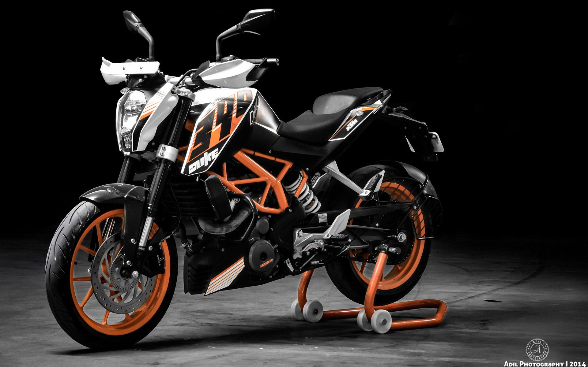 Ktm 390 Duke Motorcycle Hd Wallpaper 1920x1200 10447 1 Jpg 1920