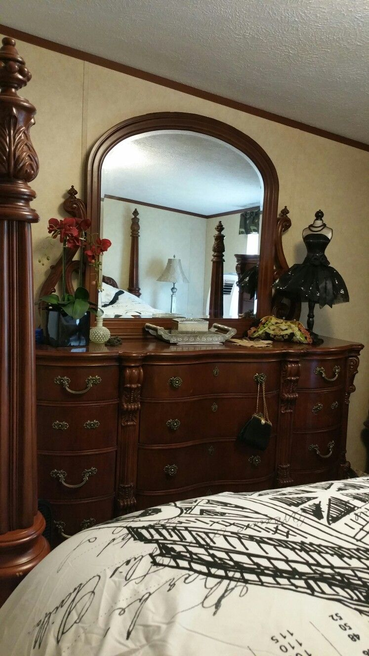 Master bedroom suite decor  Master bedroom  DECORATING A CLAYTON DOUBLE WIDE  Pinterest