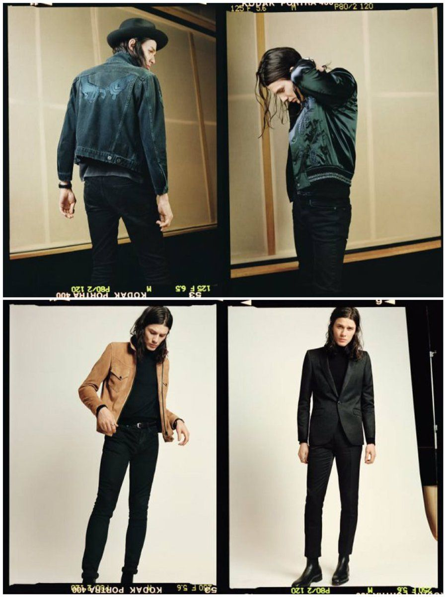582fb252256 James Bay x Topman