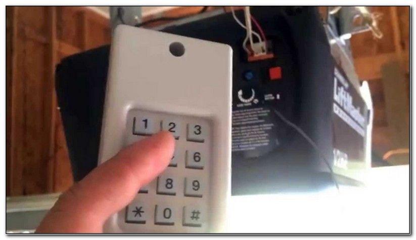Liftmaster Outside Garage Door Opener Check More At Https Perfectsolution Design L Garage Door Keypad Liftmaster Garage Door Opener
