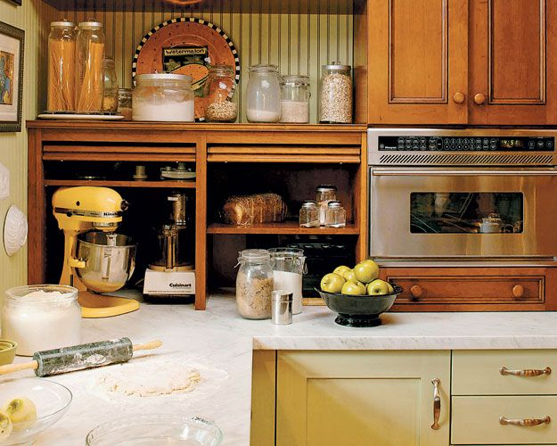 Kitchen Aid Mixer Storage