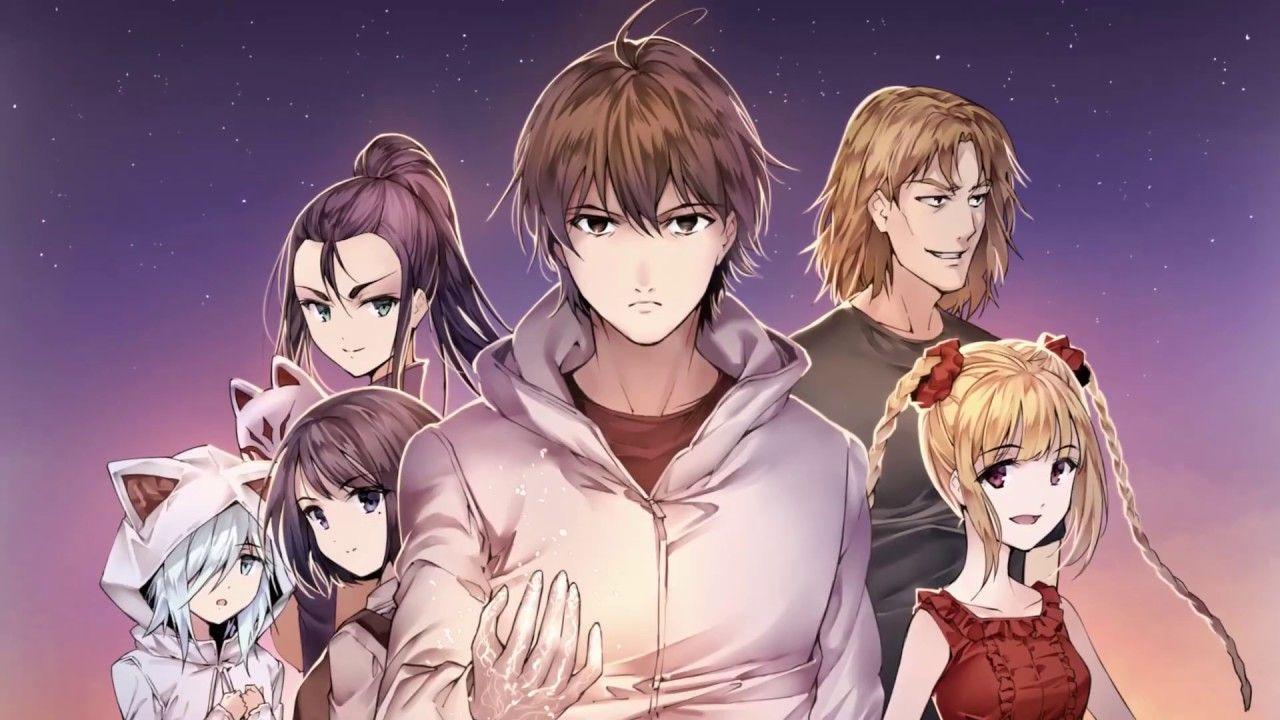 El manga Darwin's Game confirma su adaptación al anime