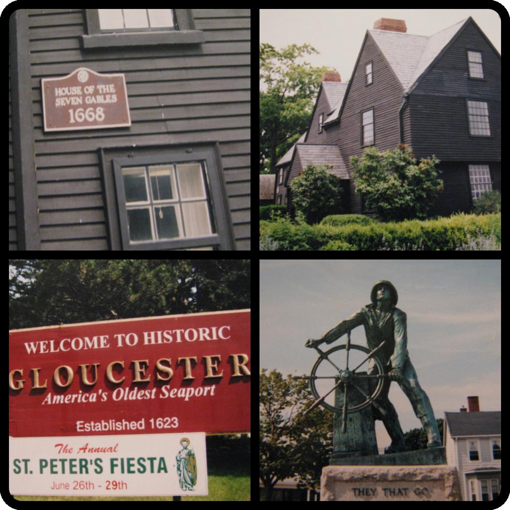 Salem, MA & Gloucester, MA (1st