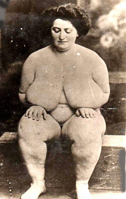 Chubby nude freaks