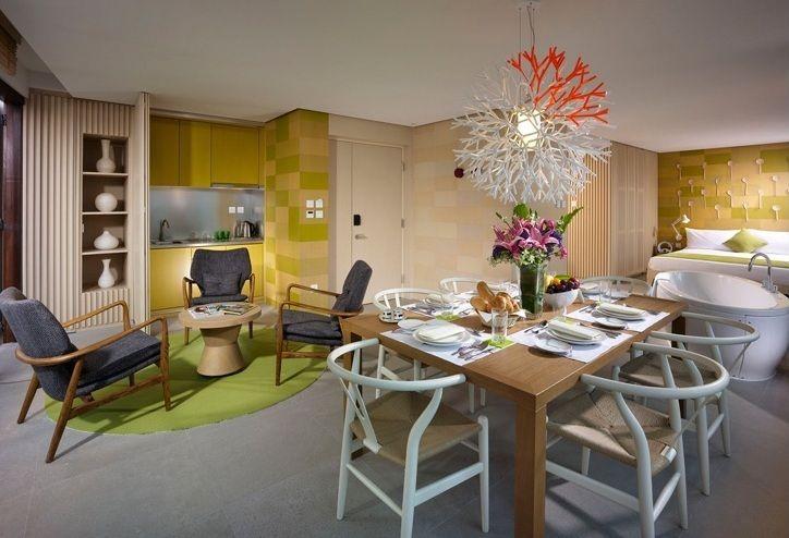 香港木的地酒店 Madera Signature Suites_极致之宿