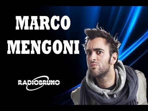 Marco Mengoni live - Radio Bruno