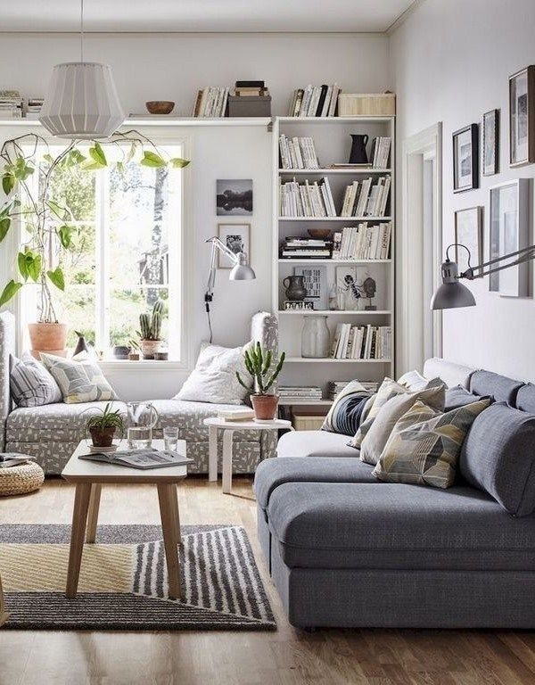 Small Space Solutions Living Room: +35 Best Solution Small Apartment Living Room Decor Ideas