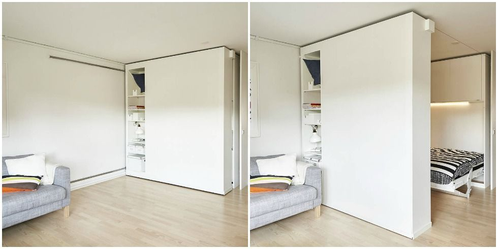 Sliding Walls May Be Coming To An IKEA Near You | Cloison amovible ...