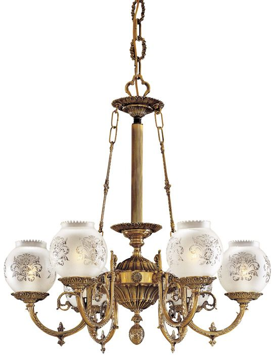 Metropolitan Lighting N801906 Metropolitan 6LT Chandelier at Del Mar Fans & Lighting, over 100,000 happy customers