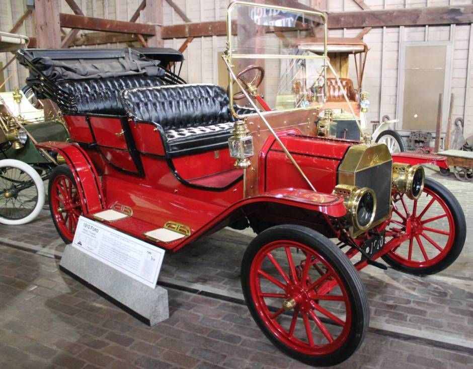 1910 Ford Model T Touring Ford classic cars, Ford models