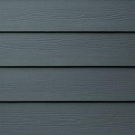James Hardie Hardieplank Primed Evening Blue Cedarmill Lap