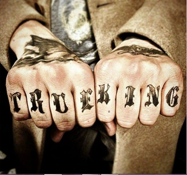 tattoo true king schrift fred pinterest tattoo. Black Bedroom Furniture Sets. Home Design Ideas