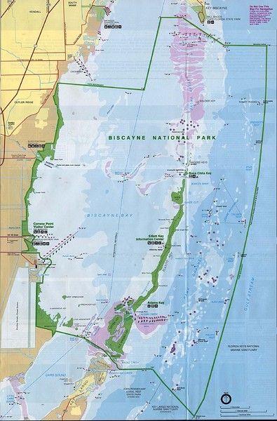 National Parks of the Eastern US   US National Parks   Biscayne ...