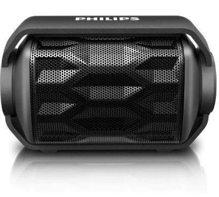 Waterdichte bluetooth-speaker Philips ShoqBox Mini