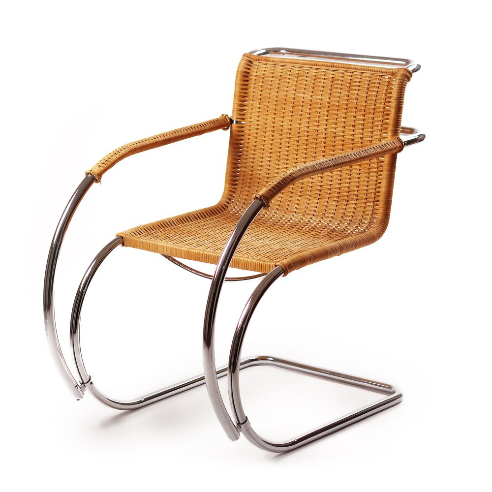Mies van der rohe chair - Bauhaus Mies Van Der Rohe 20th Century Furniture Mr20 Chair 20thcdesign