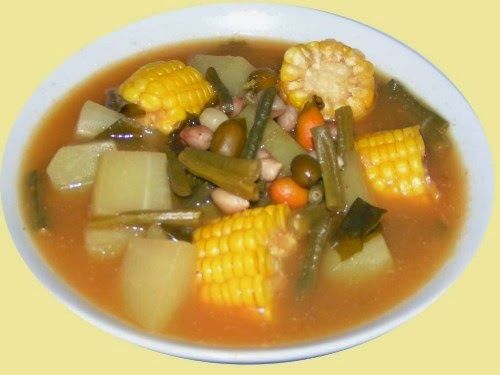 Resep Sayur Asam Jakarta Enak Praktis Dan Sehat Food Recipes Traditional Food