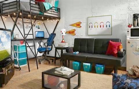 Guys College Dorm Room Ideas Ikea Bedroom Boys