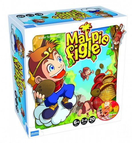 Malpie Figle Granna Games For Kids Toys Kids